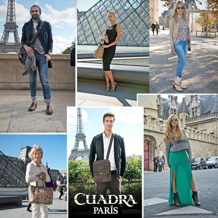 Día Nacional de #Francia Bonne Fête Nationale #France #CUADRA #Paris #Botas #Boots #Eiffel