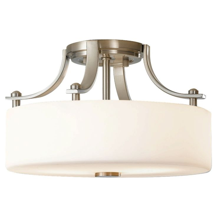 CanadaLightingExperts | Sunset Drive - Two Light Semi-Flush Mount