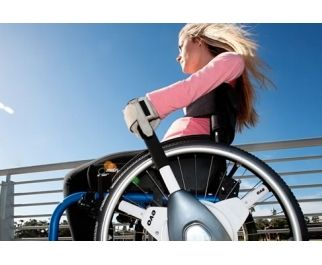 31 best wheelchair accessories images on pinterest wheelchair rh pinterest com Shopping Baskets for Manual Wheelchairs Custom Wheelchair Accessories