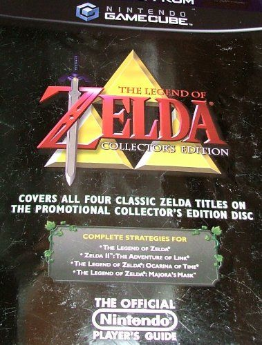 The Legend of Zelda: Collector's Edition Player's Strategy Guide « Library User Group