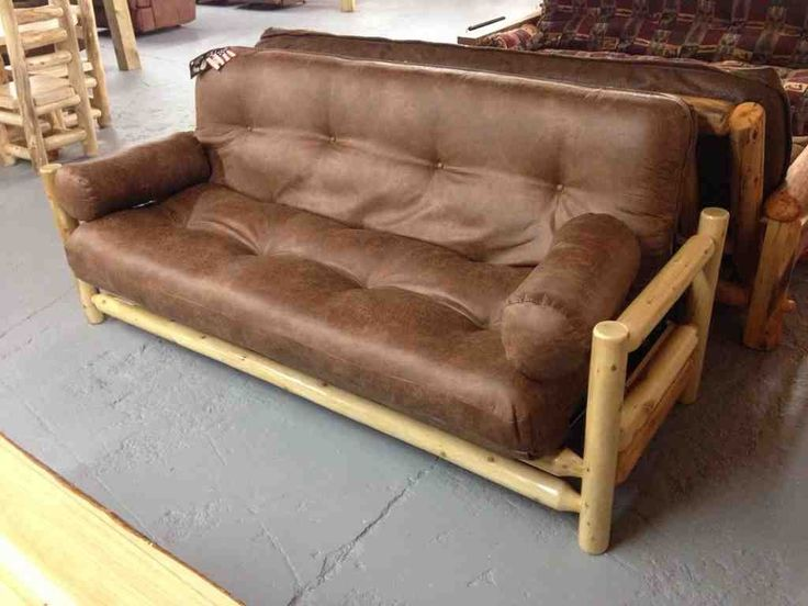 Rustic Futon Covers Home Furniture Design