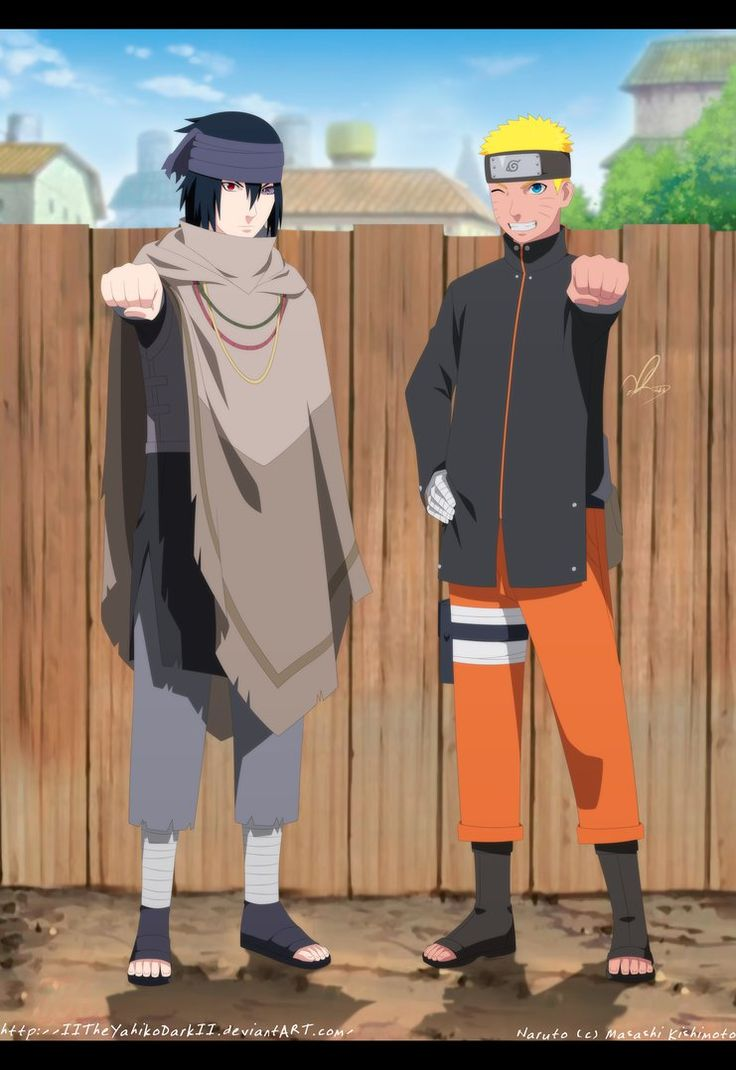 The Last: Naruto The Movie / Naruto Shippuden: Sasuke and Naruto