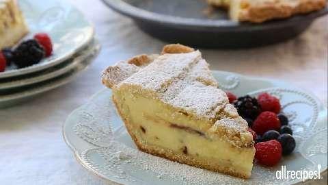 Ricotta Pie (Old Italian Recipe) Video