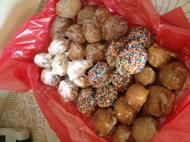 Easy drop Doughnuts