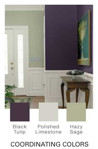 Glidden® Paint.....Guest Bedroom 4 But Not The Hazy Sage
