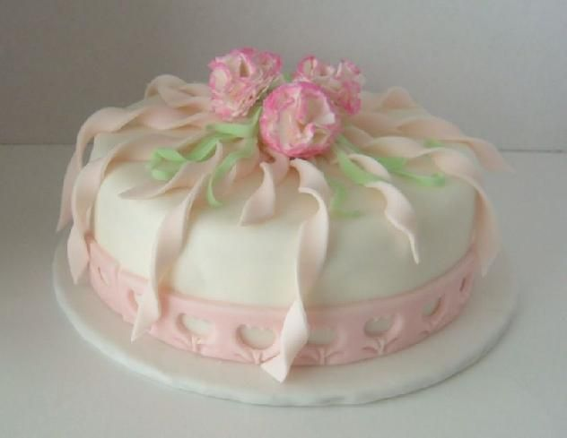 fondant border ideas cake decorating ideas for beginners