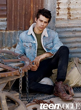 Up Close and Personal with Dylan O'Brien: The 'Maze Runner' Star Talks Movies, Making It, and More (TEEN WOLF)