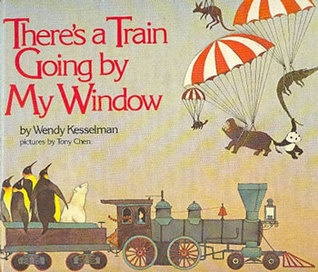 book show train