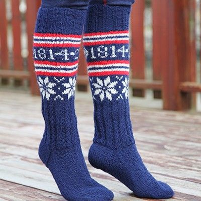 1814 sokken