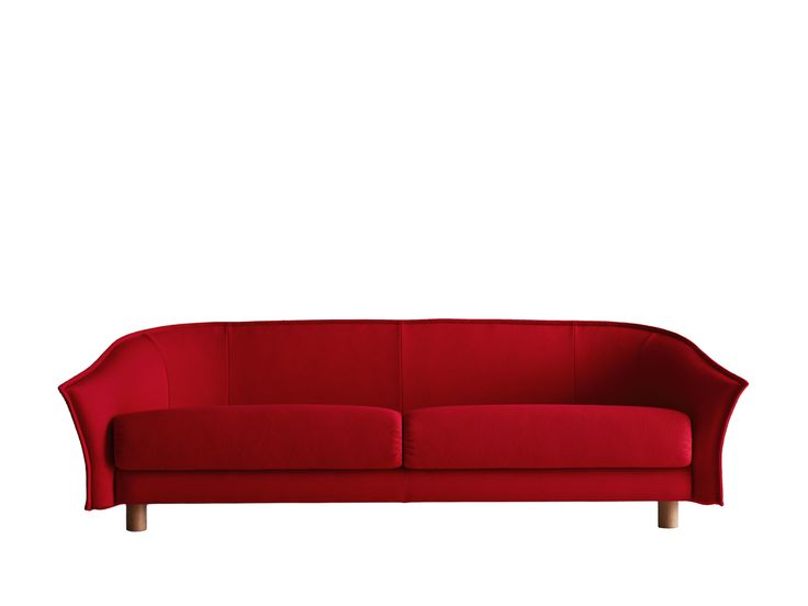 Diva Sofa from Swedese. Photo courtesy of Swedese