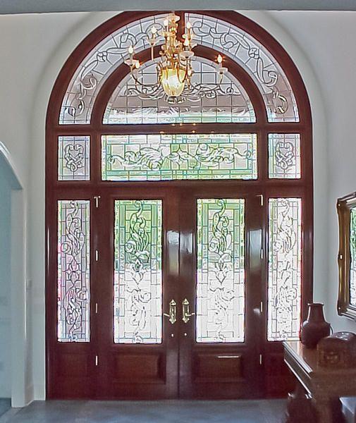 Very Traditional Front Door