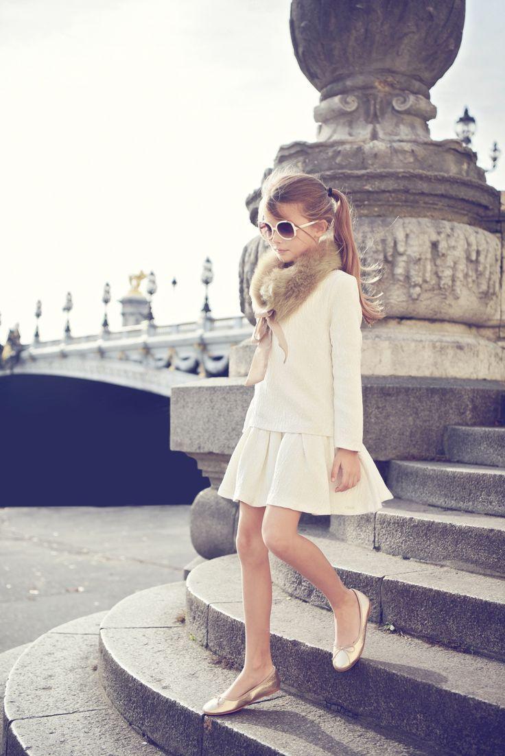 Enfant Street Style by Gina Kim Photography Chloe kids