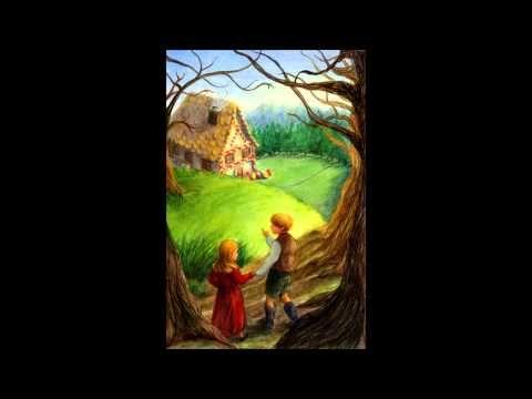 O perníkové chaloupce - Vypráví Karel Hoger - YouTube