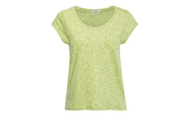 New Faye Marl Seam Back #Tshirt #covetme #whistles #tee #summer #holiday