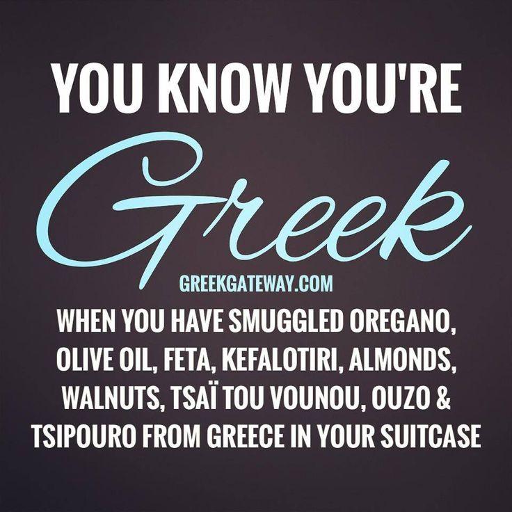 Ya know your Greek when series... haha lol