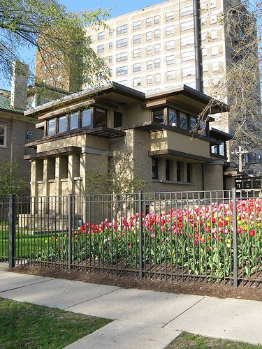 430 best images about frank lloyd wright on pinterest for Frank lloyd wright prairie house