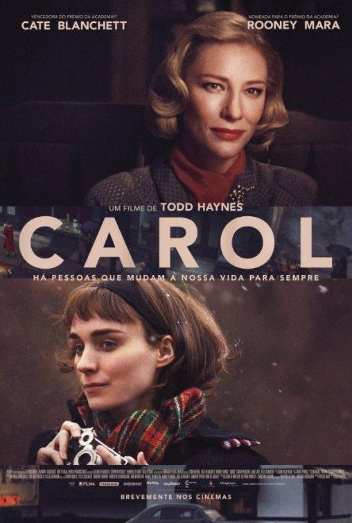 Todd Haynes's Carol (2015), Helios Sukcesja, Lodz, 25.02., 19.00 / 7 pm //  #pgnig @PGNiG #lodz #transaltantyk