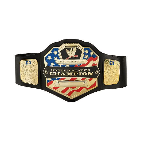 WWE United States Championship Belt ❤ liked on Polyvore featuring accessories, belts, wwe and wwe belts
