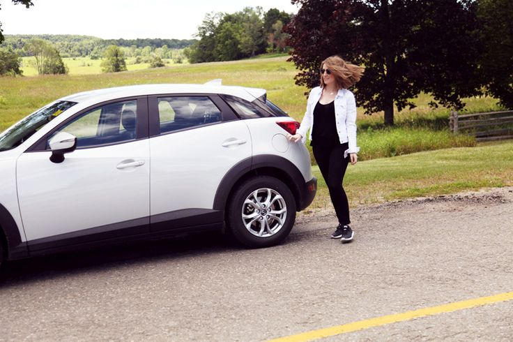 Mazda Perfect Summer Drive: Forks of the  Credit Road #CX3