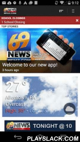 69News Mobile  Android App - playslack.com ,  69News Mobile provides you with the latest news, weather, sports and more for Allentown and Eastern Pennsylvania, delivered directly to your mobile device.Features:See the latest news stories and videoView current weather conditions, forecast and radar mapsTrack storms and view weather alerts and school closingsGet sports scores, entertainment news and local event infoWFMZ supports Android versions 4.0 and higher. Devices running Android versions…