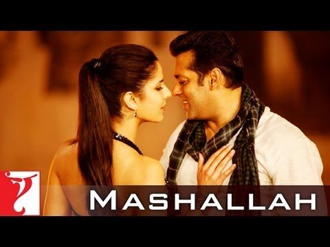 Mashallah - Song - Ek Tha Tiger - Salman Khan & Katrina Kaif - YouTube