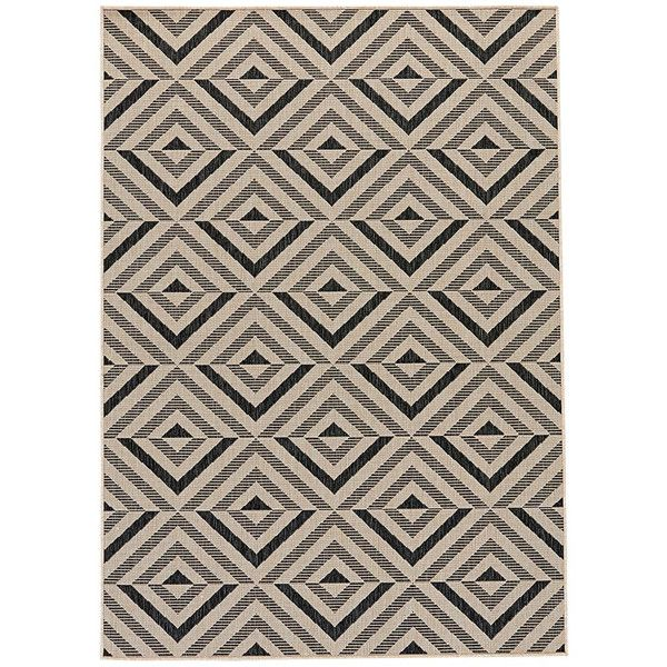 Knox Rug in Marzipan & Phantom design by Jaipur ($19) ❤ liked on Polyvore featuring home, rugs, indoor outdoor area rugs, jaipur rugs, blue indoor outdoor rug, polypropylene rugs and blue area rugs