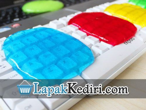 Pembersih Keyboard Laptop Super Clean Gel Gyu New | Barang Unik | Produk Unik | Kado Unik | Hadiah Unik | SMS 0896 7372 4335 | BBM 24e58173