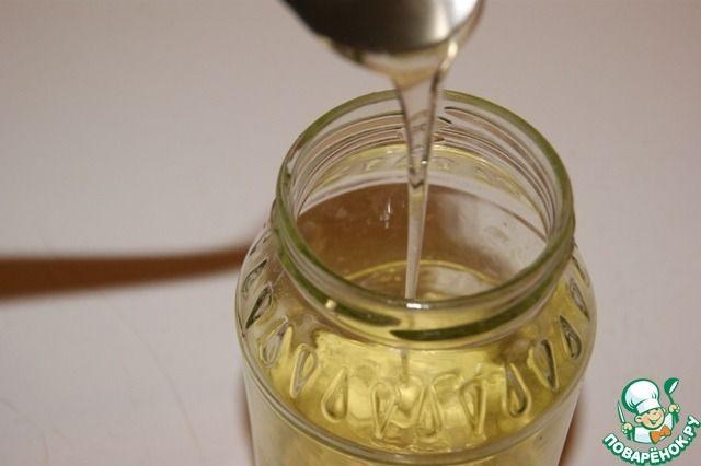 Инвертный сироп ингредиенты