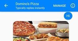 http://ift.tt/2kuP4Ne http://ift.tt/2jI6qSe  Los clientes ya pueden hacer cualquier pedido a través de Messenger justo a tiempo para el gran juego.  ANN ARBOR Michigan Febrero 2017 /PRNewswire-/ - Domino's Pizza (NYSE: DPZ) el reconocido líder mundial en entrega de pizza a domicilio y en las plataformas de pedidos digitales tiene su cara de confianza y está trayendo más habilidades robustas para hacer pedidos con Facebook Messenger. Los clientes ya pueden hacer cualquier pedido para…