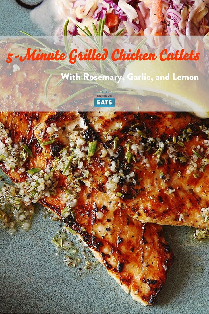 how to cook lemon chicken cutlets