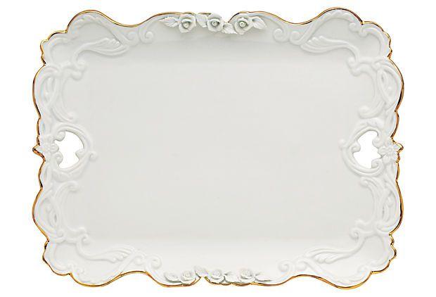 M. Antoinette Platter, Large on OneKingsLane.com