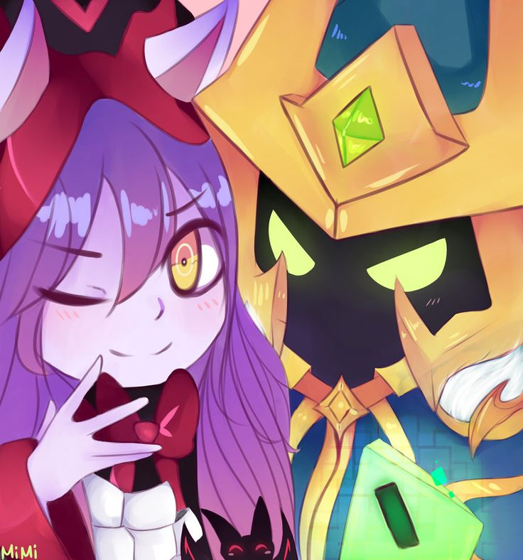 Wicked x Boss by MidoriNemurase