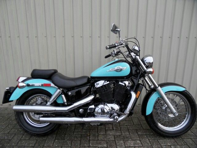 Honda shadow-needs white walls