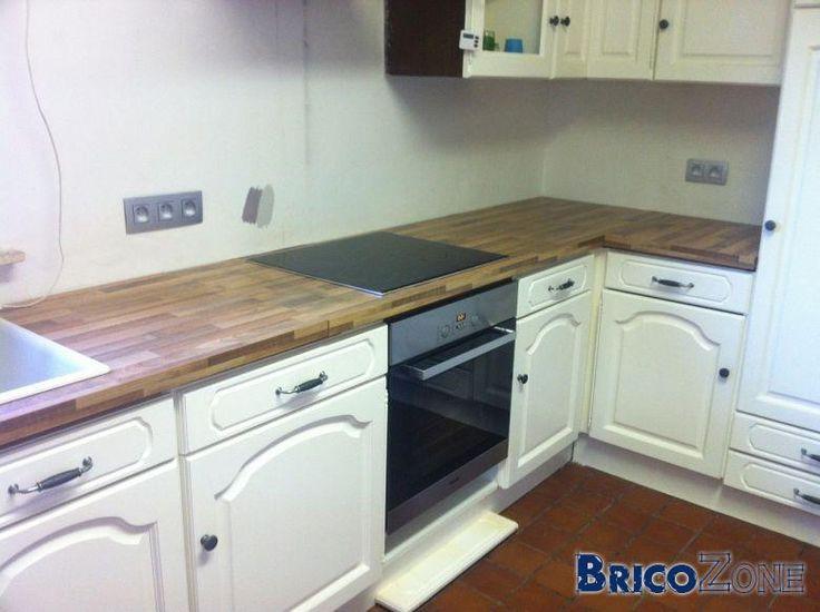 rénovation cuisine en chene