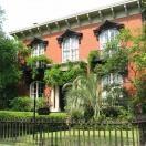 The Mercer-Williams House in Savannah, GA (Midnight in the Garden of Good & Evil)