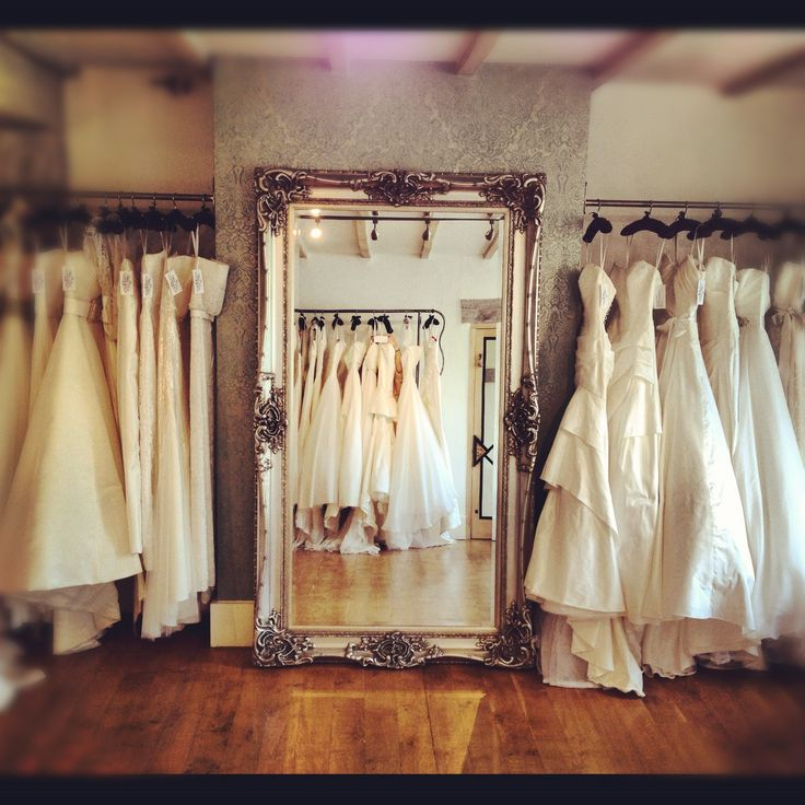 The White Rose, bridal boutique