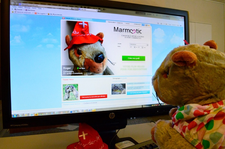 On this Valentine's day, Charlotte is looking for the True Love on ... internet :)    More adventures on facebook!