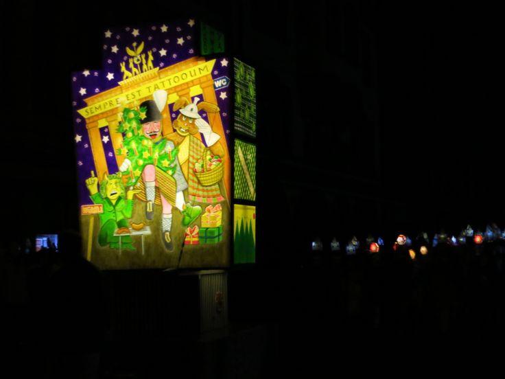 #carnival #basel #fasnacht #morgestraich #getaway #switzerland