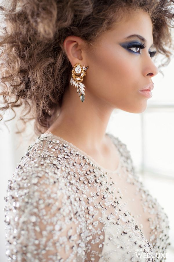 WedLuxe– Queen Bey | Photography By: Krista Fox Photography Follow…