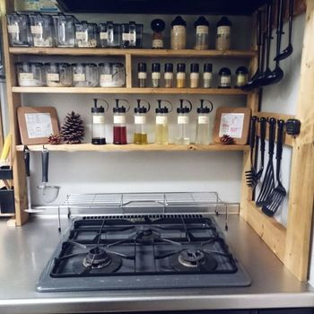 キッチンの換気扇やコンロ周りの油汚れを落とすのは大変です・・・食事を作る場所だし、出来れば強い洗剤は使用したくないものです。