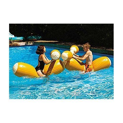 8 Best Swimming Pool Water Games Images On Pinterest