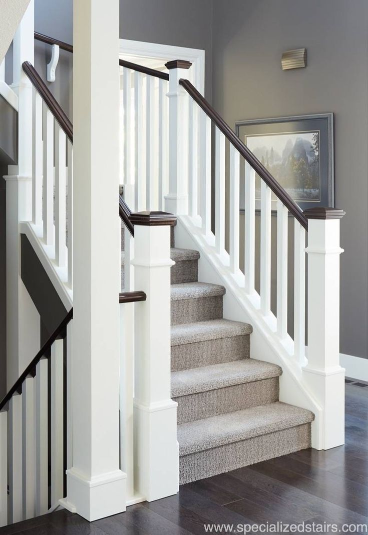 Best Southern Railing In 2020 Staircase Design Stair Newel 400 x 300