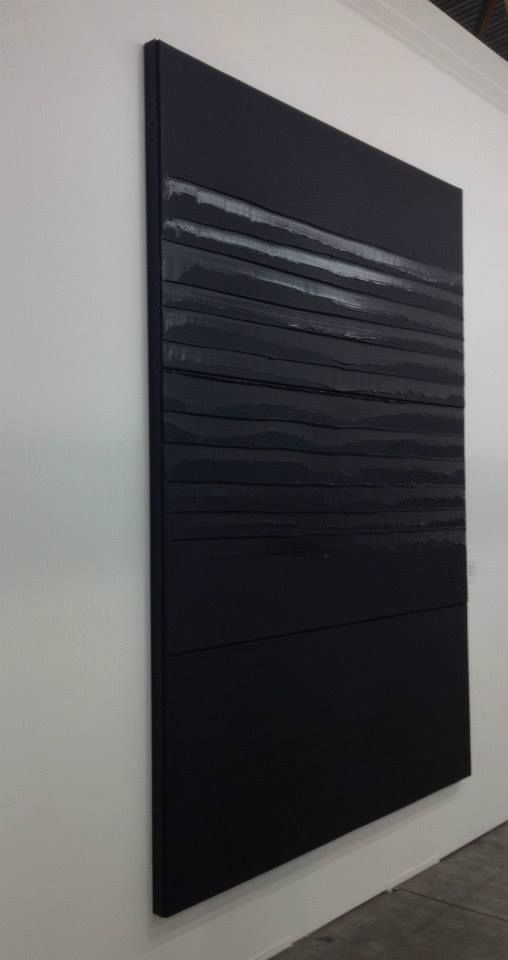 Pierre Soulages Artist Paintings Art Brussels