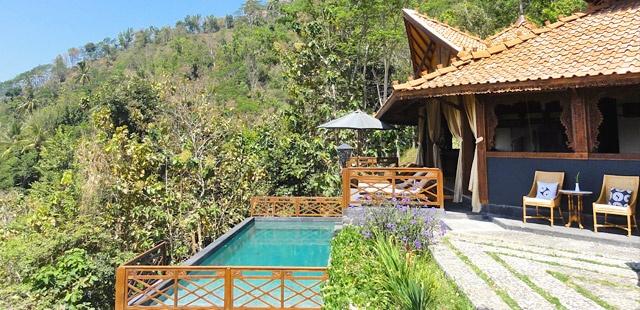 Reserve Villa Borobudur Magelang at Tablet Hotels