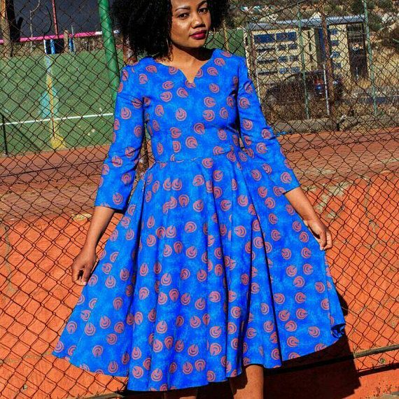 Check out this item in my Etsy shop https://www.etsy.com/listing/556457015/blue-ankara-african-print-long-sleeves