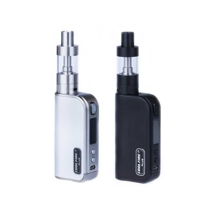 The Cool Fire IV Plus Starter Kit is the latest product from Innokin. The Cool Fire IV Plus Starter Kit includes an iSub-APEX Tank that compliments the Cool Fire IV Plus's appearance. 70 Watts of power and a 3300mAh battery, the Cool Fire IV Plus is designed to be an all-day compact vape. The ergonomically placed fire button and streamlined curves of Cool Fire IV Plus fits perfectly in your hand. The Cool Fire IV Plus sets a new high standard for compact, durable, powerful, and beautifully…