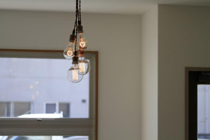4 edison bulbs as one #edisonbulb