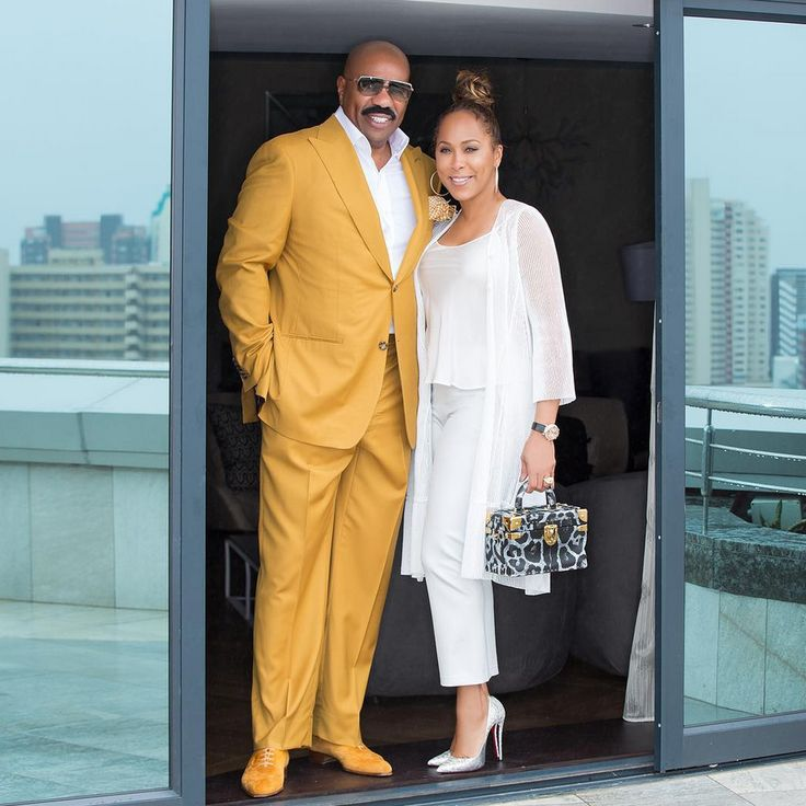 Our Favorite Steve and Marjorie Harvey Vacation Moments