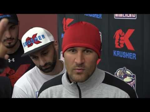 Sergey Kovalev Discusses Andre Ward Rematch
