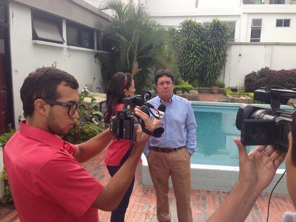 #EncuentroBinacional por la democracia y las libertades Cúcuta. @PachoSantosC